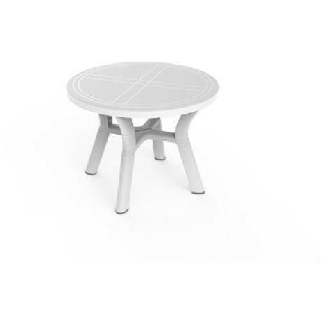 resol mesa de jardín exterior redonda Jazmin 100Ø