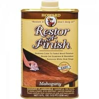 Restor-A-Finish - Mahogany