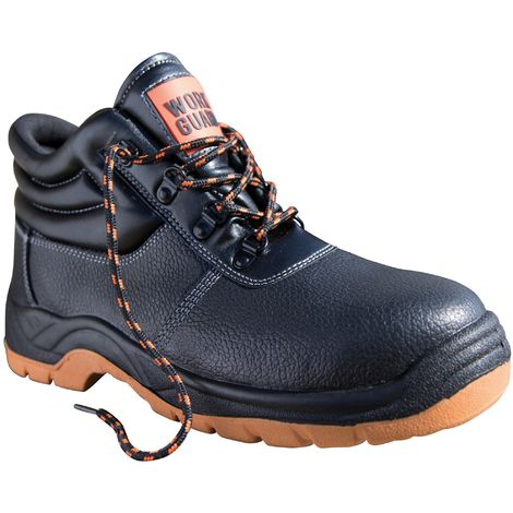 Result Mens Work-Guard Defence SBP Waterproof Leather Safety Boots
