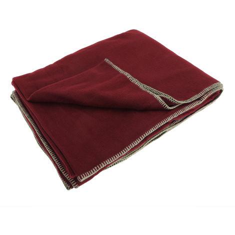 Result Plain Warm Outdoor Fleece Blanket (330gsm)