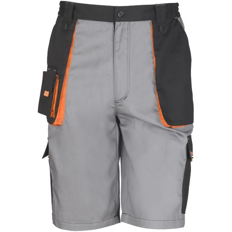 Result Unisex Work-Guard Lite Workwear Shorts (Breathable And Windproof)