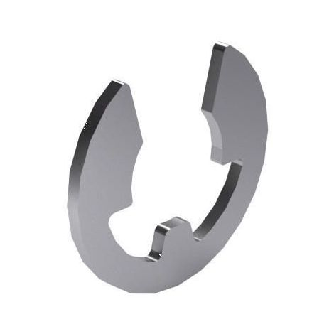 Retaining washer for shafts DIN 6799 Spring steel