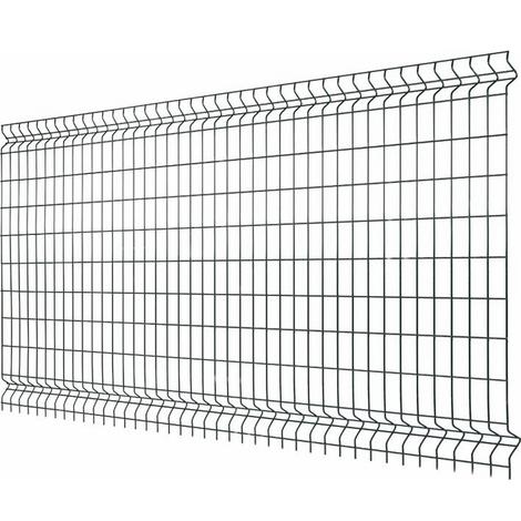 Recinzione Reti Per Giardino.Rete Pannello Border Plasticato Sgs Per Recinzioni L X H 200x123