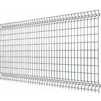 Rete Pannello Border Plasticato SGS per Recinzioni L.x H. 200x123 cm Papillon
