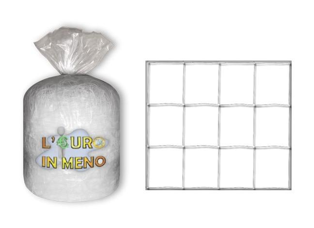 STI Canne di Bamboo 10 pz riutilizzabili per Sostegno ortaggi pomodori h.180 cm