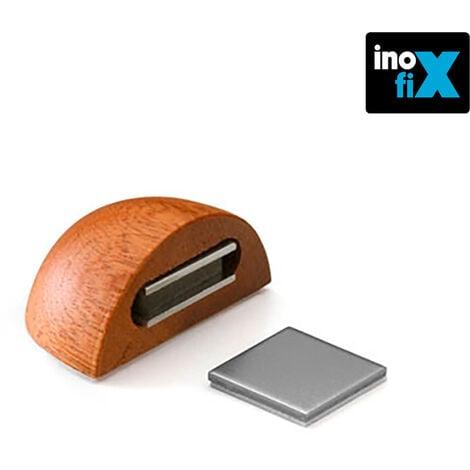 Retenedor madera magnetico adhesivo sapelly (blister) inofix EDM 66601