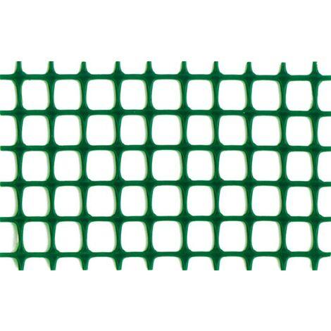 Rete Elettrosaldata Zincata 10x10.Reti In Plastica Rete Square H100 Rt50mt 10x10 Grigi