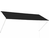 Retractable Awning 300x150 cm Anthracite