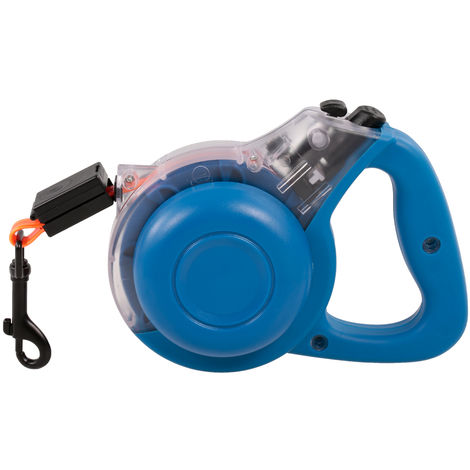 Retractable Dog Leash 6.8Ft Blue