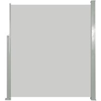 Retractable Side Awning 160 x 500 cm Cream