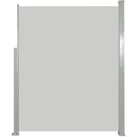 Retractable Side Awning 180 x 500 cm Cream