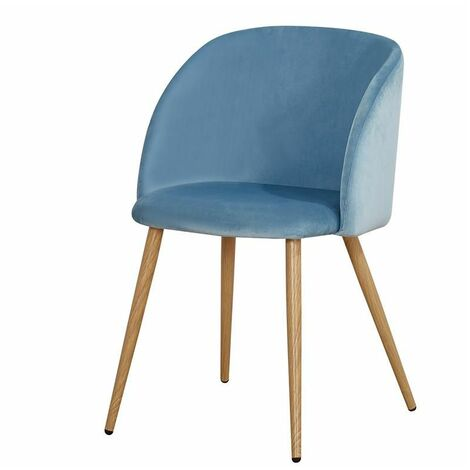 Retro Esszimmerstühle Küchenstühle Brigitte Samtoptik Stühle Esszimmer Essstühle