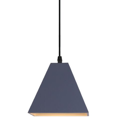 "main image of ""Retro Pendant Light Vintage Pendant Lamp Modern Hanging Light Industrial Blue Ceiling Light for Hall Hotel Restaurant Loft Kitchen Coffee Shop E27"""