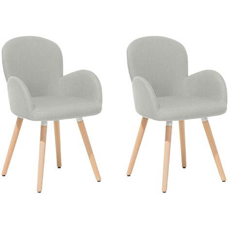 Retro Vintage Upholstered Chair Set Dining Room Kitchen Wooden Legs Mint Brookville