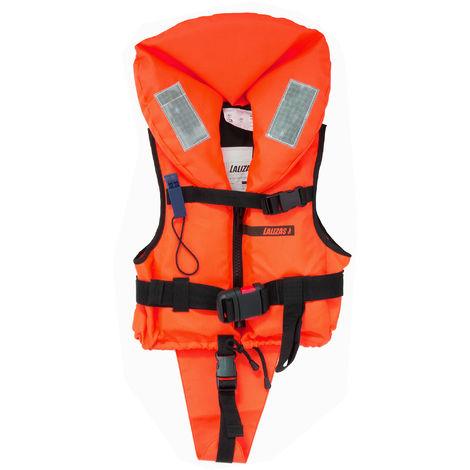 Rettungsweste 10-20kg Schwimmweste ISO 12402-4 Feststoffweste 100N Kinder