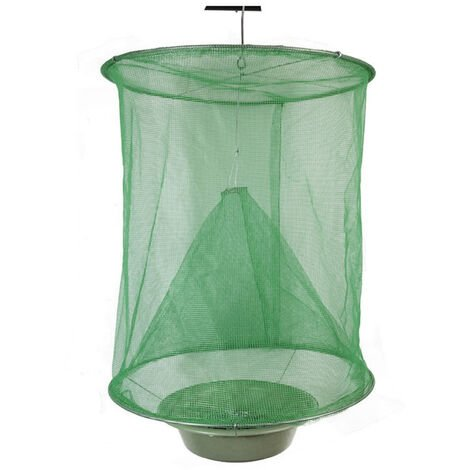 Reutilisable Hanging Fly Trap Farm Fly Catcher Mosquito Cage
