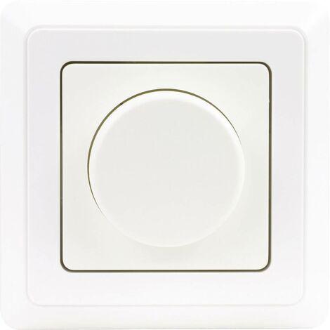REV 0399620090 Dimmer da incasso Adatto per lampadina: Lampadina LED, Lampadina alogena, Lampadina ad incandescenza