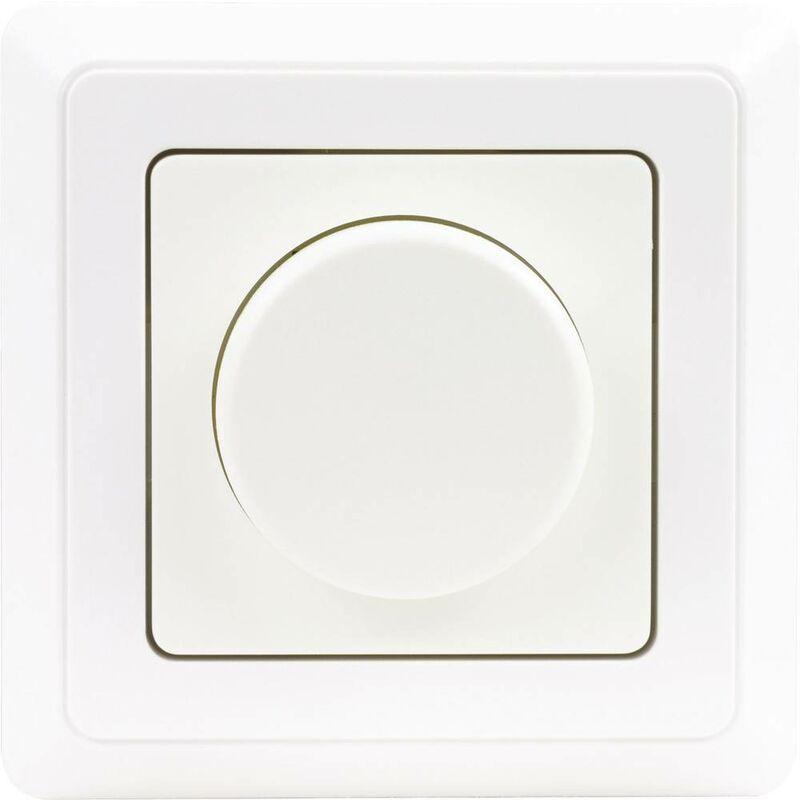 rev 0399620090 unterputz dimmer geeignet für leuchtmittel