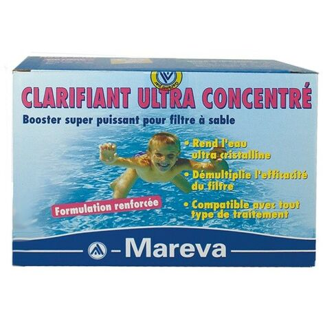 Reva-Klar - 1kg de Mareva - Floculant, clarifiant