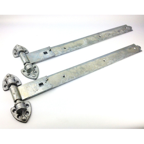 """24/"""" Galv Heavy Reversible Hinges Fittings Included"""