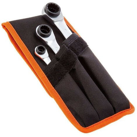 Reversible Ratchet Spanners Series S4RM