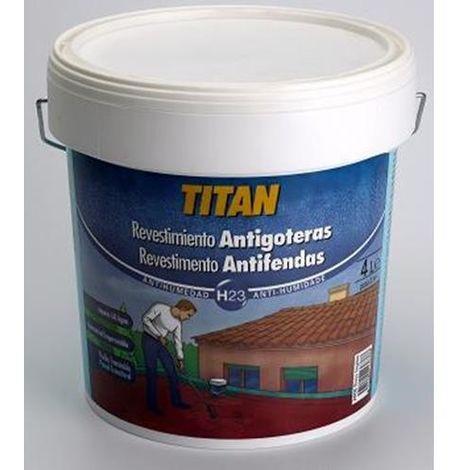 REVESTIMIENTO ANTIGOTERAS H23 GRIS 4L