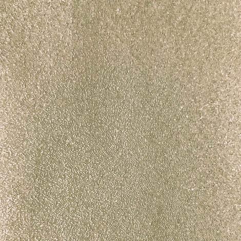 Revestimiento de pared de lujo perlas de vidrio WallFace CBS14 CRYSTAL unicolor papel pintado de lujo no tejido hecho a mano con perlas de vidrio reales brillante beige 2,45 m2