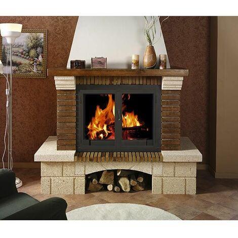 Revestimiento de piedra para chimeneas Veleta Joyma 100
