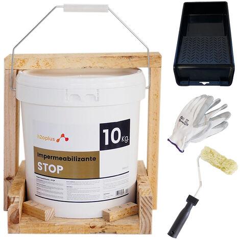 Revestimiento Elástico Impermeabilizante STOP 10KG