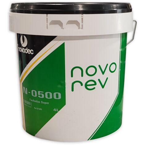 REVESTIMIENTO FACHADAS N-0500 4 LT