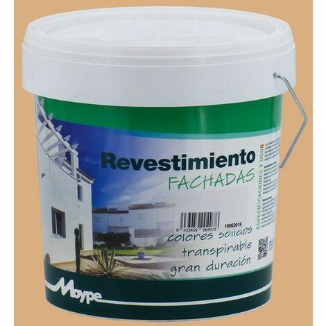 "main image of ""Revestimiento liso fachadas colores Moype"""