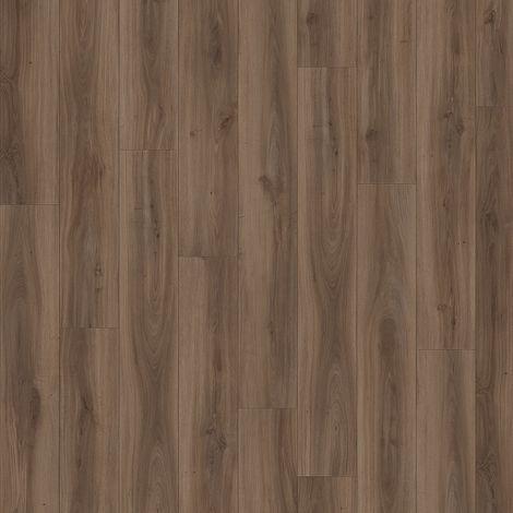 Revêtement de sol Lames PVC à clipser Select Click Chêne Brun 4,5mm