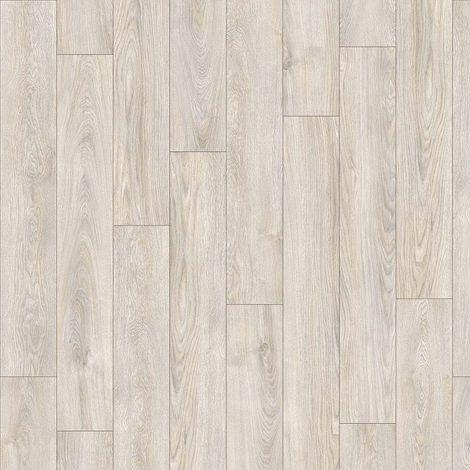 Revêtement de sol Lames PVC à clipser Select Click Chêne Midland Blanchi 4,5mm