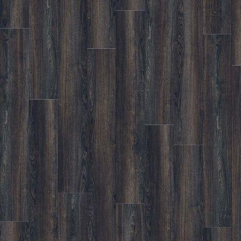 Revêtement de sol Lames PVC à clipser Transform Click Verdon Noir 4,5mm
