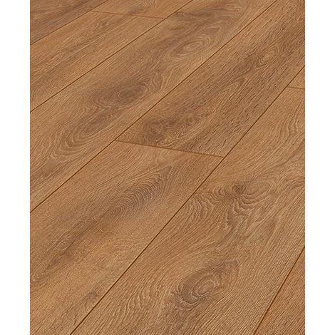 rev tement de sol stratifi titan prestige harlem oak 8573. Black Bedroom Furniture Sets. Home Design Ideas