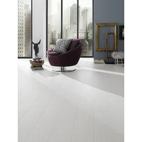 Revêtement de sol Stratifié Vintage Classic White 101 | 1.73 mètre carré