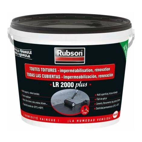 Revêtement d'étanchéité pour toitures-terrasses LR 2000 - Rubson