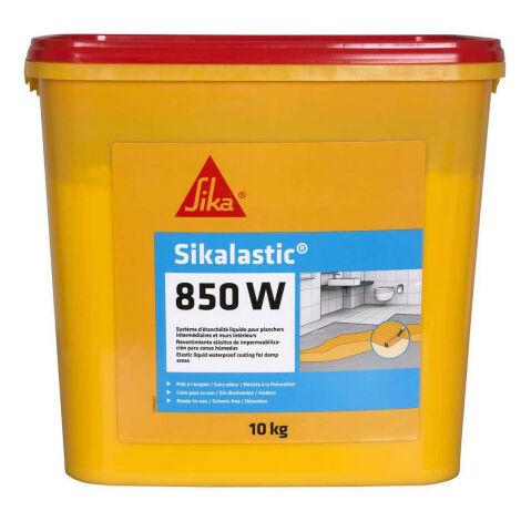 Revêtement d'étanchéité SIKA Sikalastic 850W - 10kg