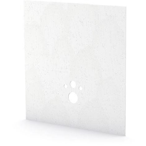 Revetement Wedi blanc I Board TOP 1200x1245x6 mm