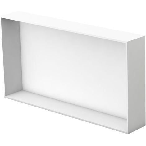 Revetement Wedi blanc Sanwell TOP 330x630x100mm