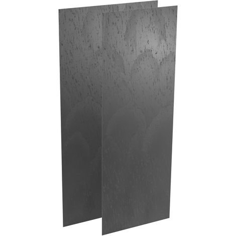 Revetement Wedi concrete gris Top Wall 2500x900x6mm