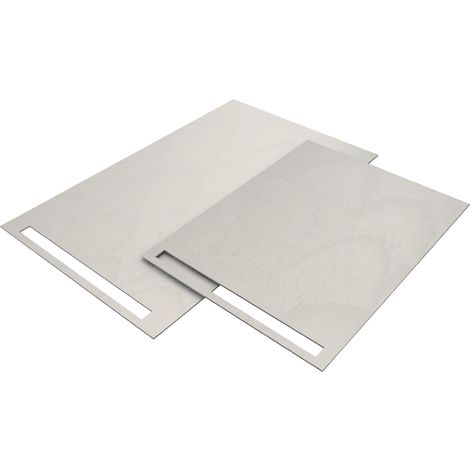 Revetement Wedi gris Fundo Top Rialto neo 1800x900x6mm