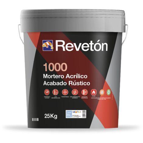 REVETON 1000 GRANULADO FINO 25 KG | Rojo turco 106