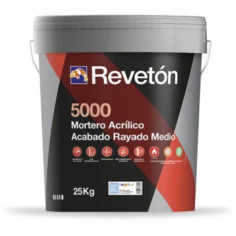 REVETON 5000 RAYADO MEDIO 25 KG