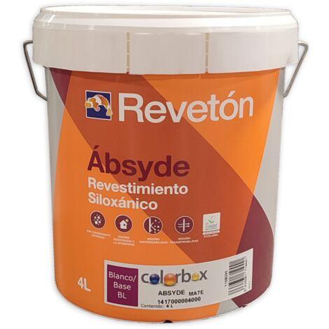 REVETON ABSYDE SILOXANO 4 LT | Blanco 001