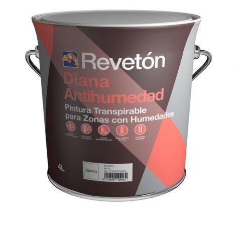 REVETON ANTIHUMEDAD BLANCO 4 LT