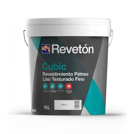 REVETON CUBIC PETREO 15 LT