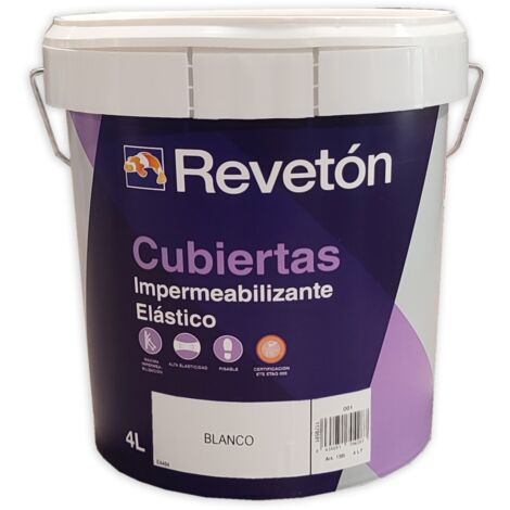 REVETON CUBIERTAS 4 LT