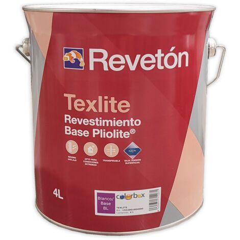 REVETON TEXLITE PLIOLITE BLANCO 4 LT