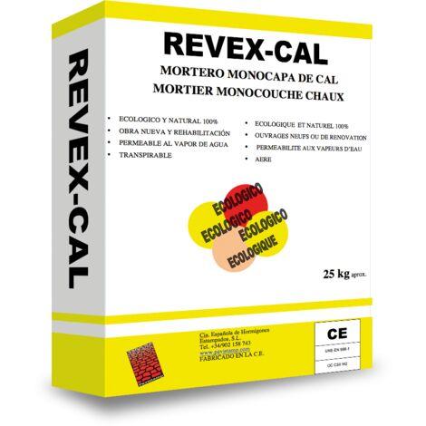 Revex Cal Base manual   Blanco